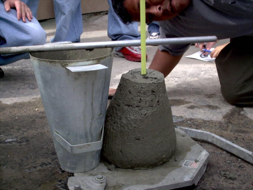 25+ best ideas about Concrete slump test on Pinterest | Conrad ...
