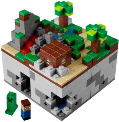 del juego al lego..