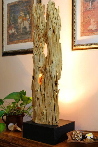 lampen aus holz - Kopfteil Plant Holzbearbeitung