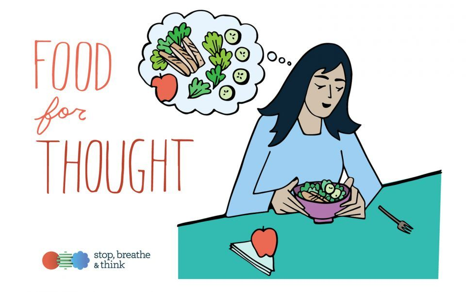 Monday Mindfulness How to Slow Down and Enjoy Your Food