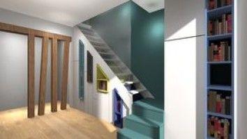 La Maison France 5 - Habiller un escalier | Escaliers | Pinterest ...
