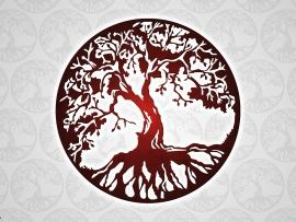 tree of life tattoo design click to view inside a sunflower with rh pinterest co uk round tattoo designs for forearm round tattoo designs for shoulder