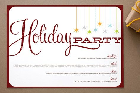 Image Result For Holiday Party Save The Date