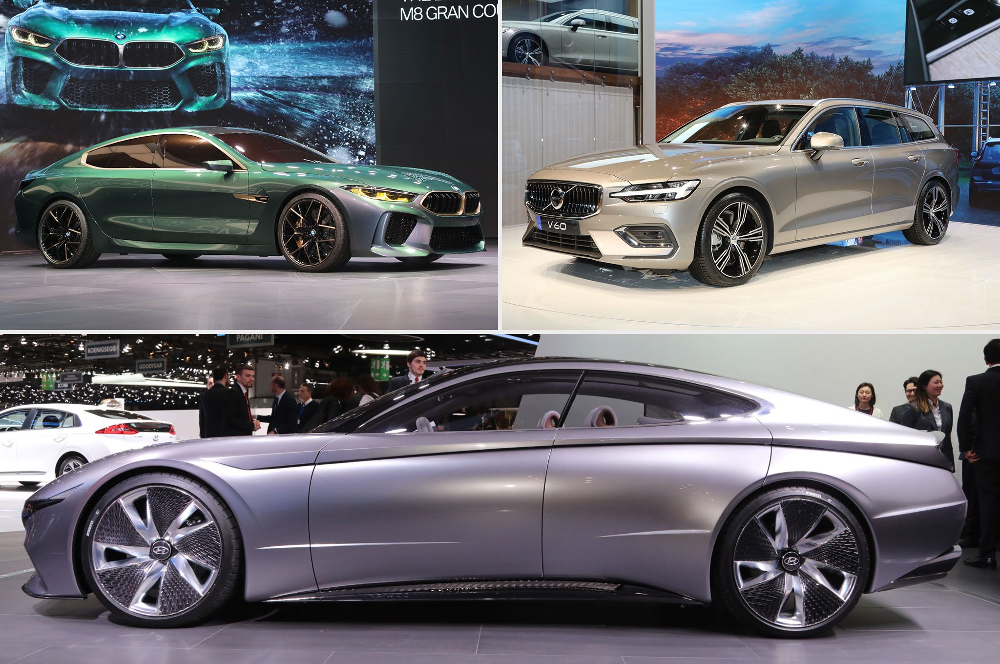 Best Cars Of The 2018 Geneva Auto Show Motor Trend Favorites Motor Car Best New Cars Bmw Concept