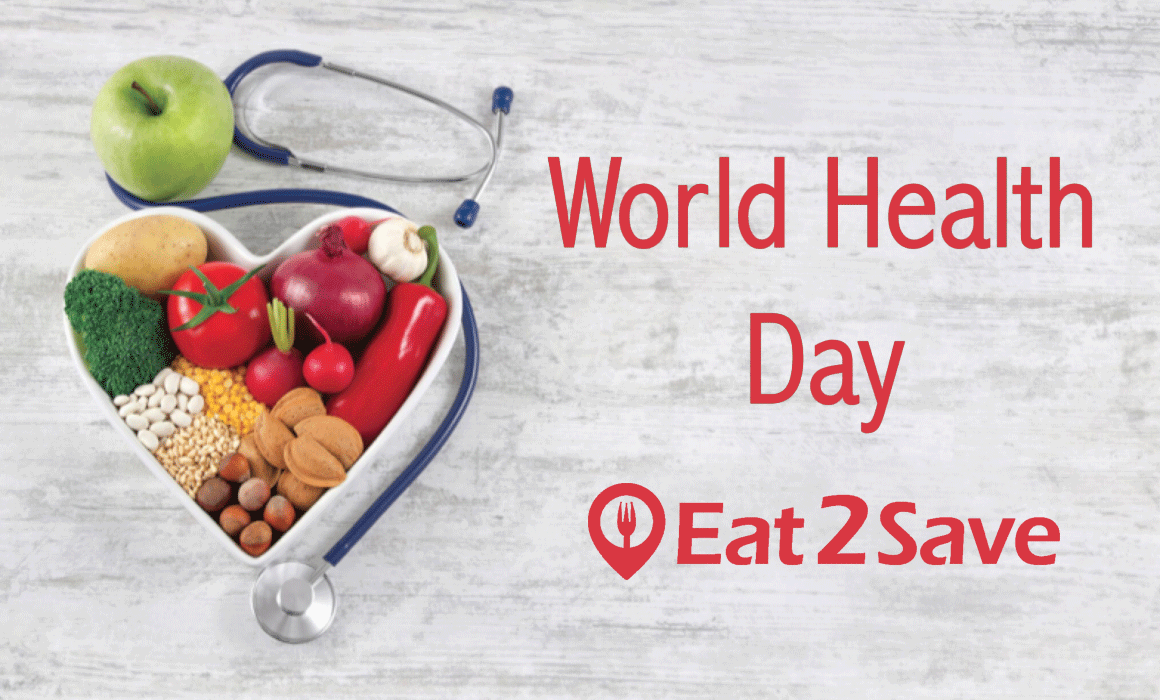 Celebrate World Health Day with Eat2Save.co.uk health