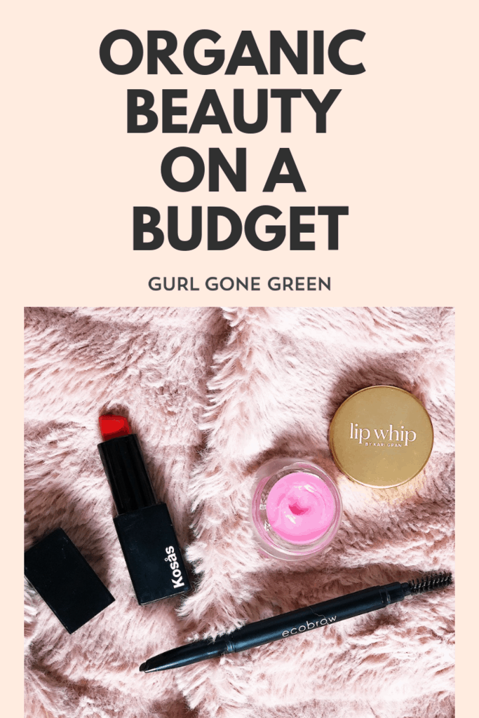 Budget Friendly Organic Beauty At Credo : Gurl Gone Green