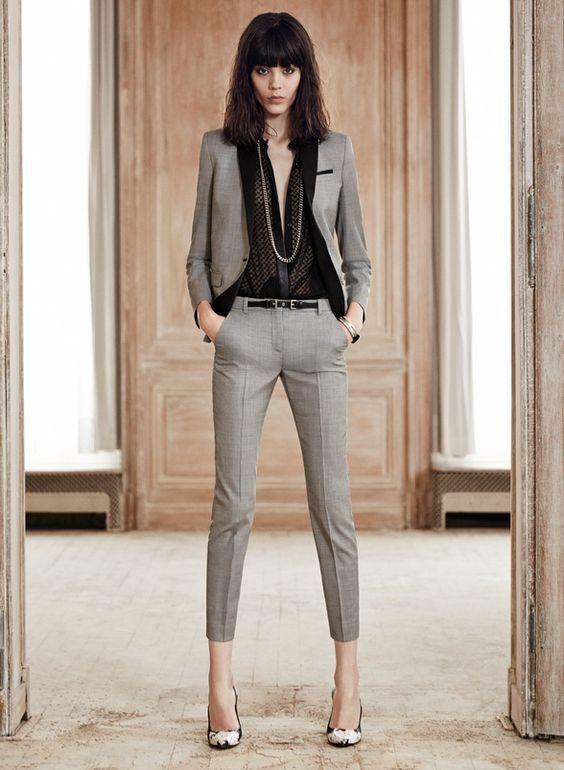 Populaire tailleur femme jupe et veste beige - Recherche Google | Tailleur  OK81