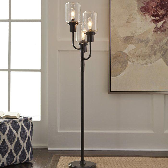 Tozi 59 75 Tree Floor Lamp Bronze Floor Lamp Rustic Floor