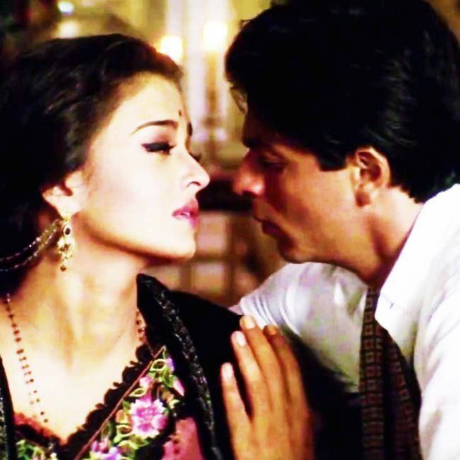 Devdas Sanjay Leela Bhansali: Shah Rukh Khan And Aishwarya Rai