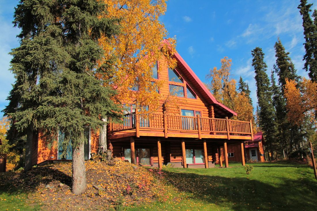 Alaska Hooksetters Lodge All Inclusive Kenai Fishing Vacation - All inclusive alaska