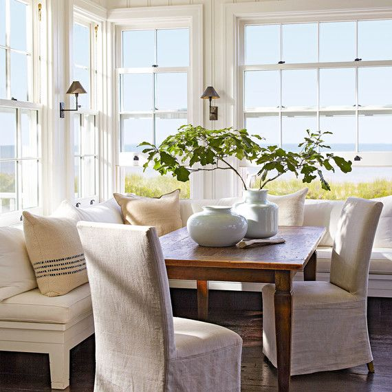 How to keep your home organized and neat in the summer - How to organize your living room furniture ...
