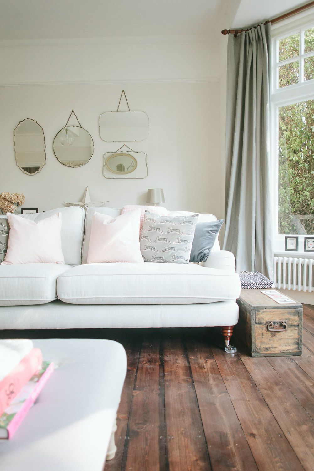 Rebecca rvk_loves Living Room Makeover | Living rooms, Room and ...
