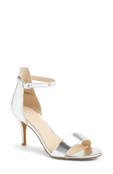 Luminate Open Toe Dress Sandal Women Available At Nordstrom 3 Inch Heel 60
