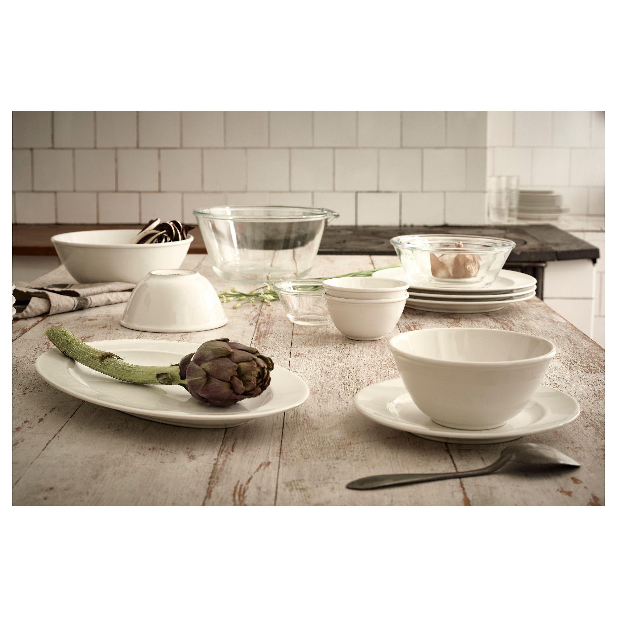 Ikea Usa All Products: IKEA - VARDAGEN Bowl Clear Glass