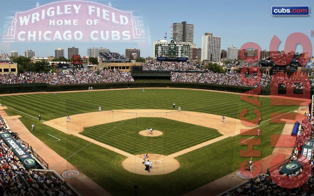 Wrigley Field Wallpaper Chicago Cubs Chicago Cubs Themes