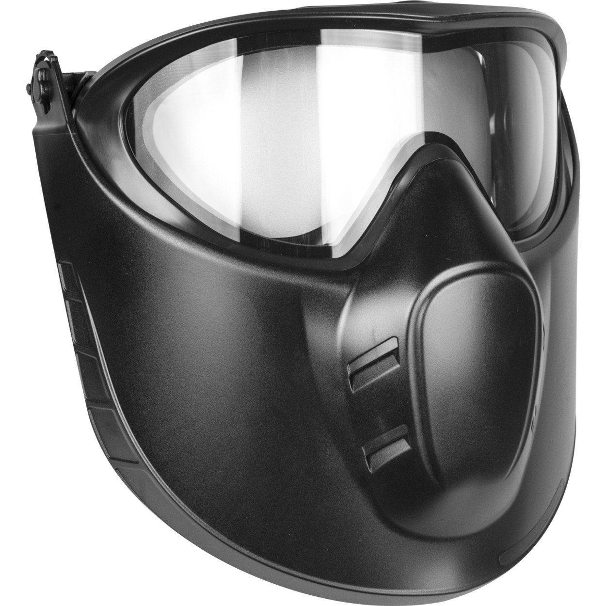 Valken Vsm Thermal Airsoft Goggles W/Face Shield BlackGrey