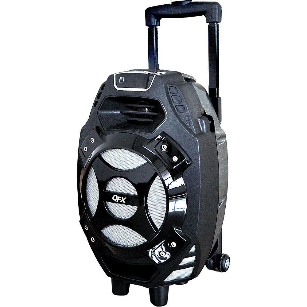 QFX Portable Tailgate BT Speaker, Blue