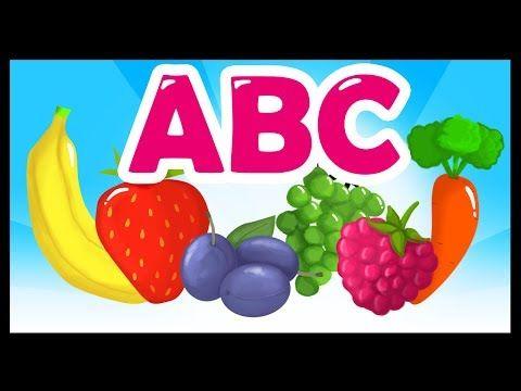 Coloriage Alphabet Titounis.L Abc Des Fruits Et Des Legumes Apprendre L Alphabet En