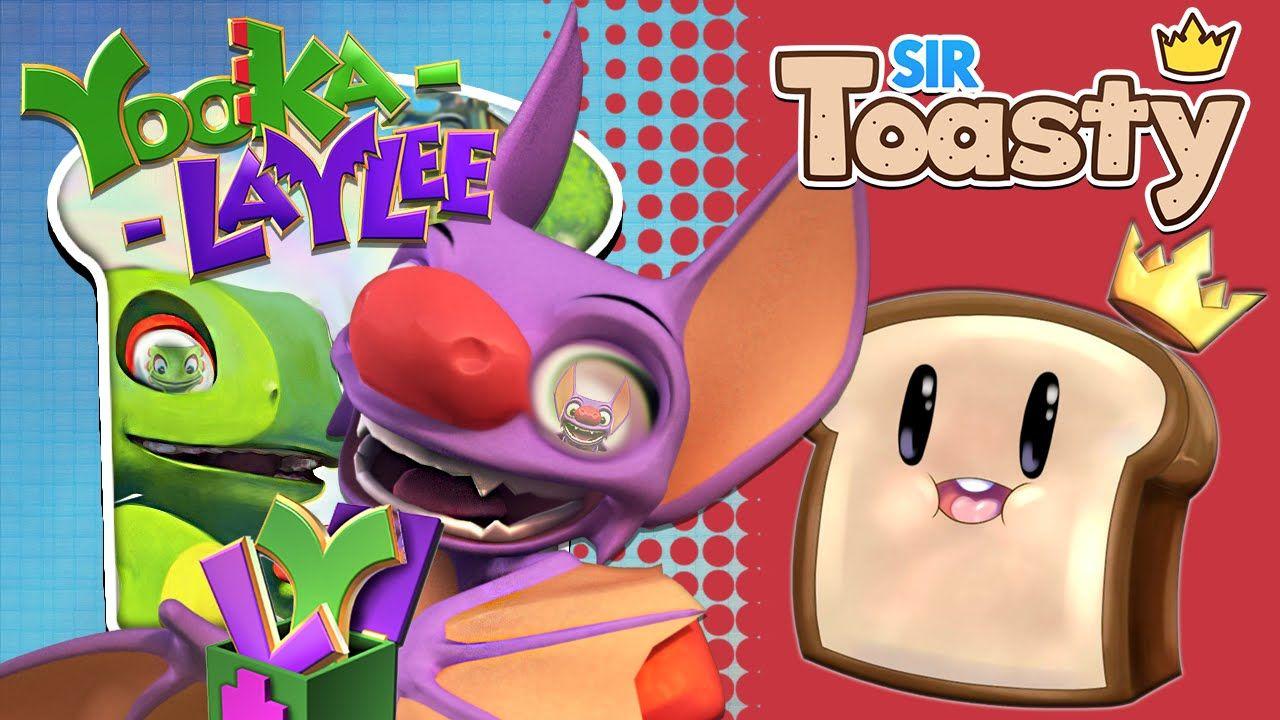Yooka-Laylee Toybox - Sir Toasty