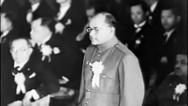 Very Rare Pictures of Subash Chandra Bose