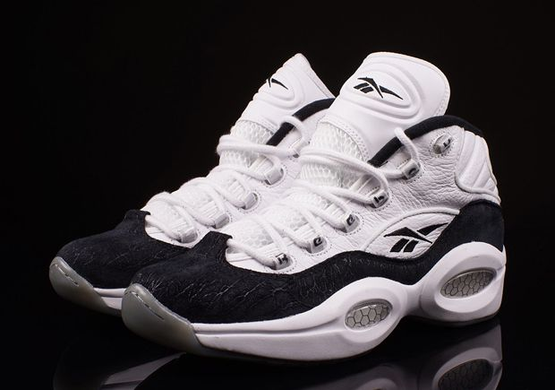 Here are detailed images of the upcoming Reebok Question Mid