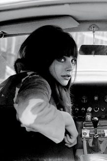Jane Birkin - in my dreams my hair would look good like this