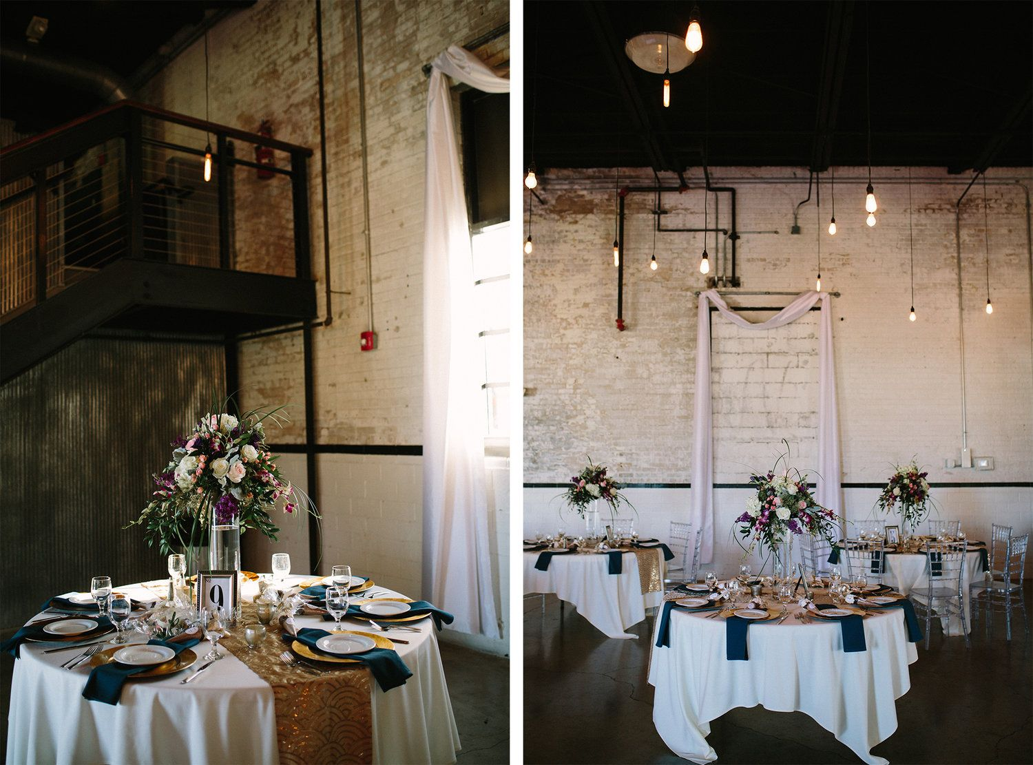 Wedding at The Brick in South Bend Wedding, Photography