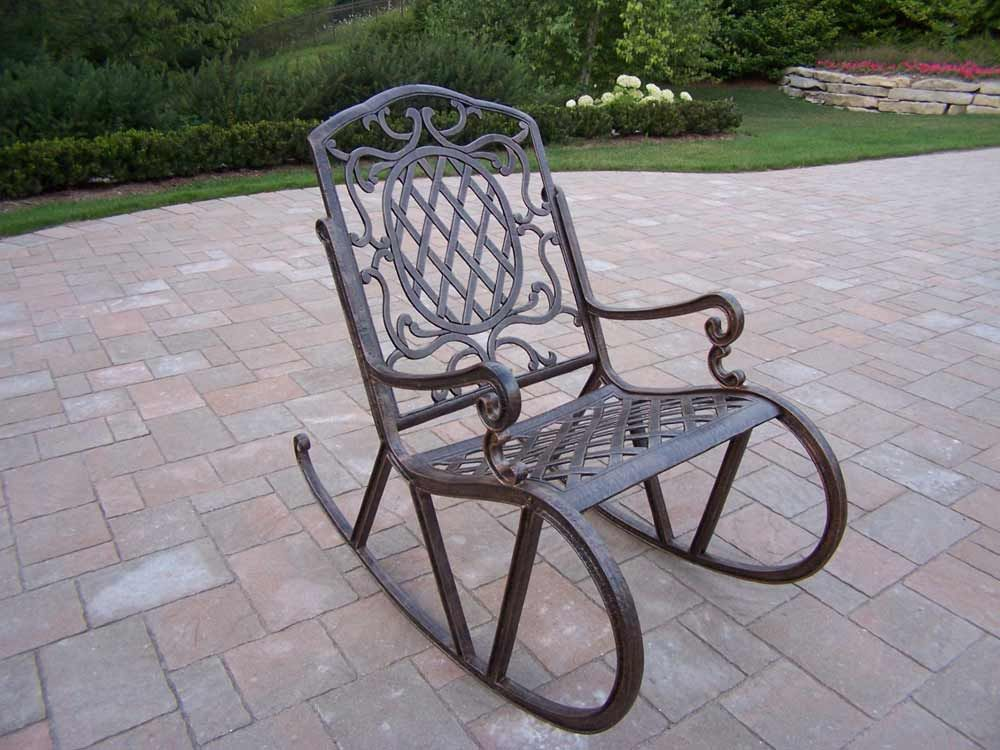 metal adirondack chairs