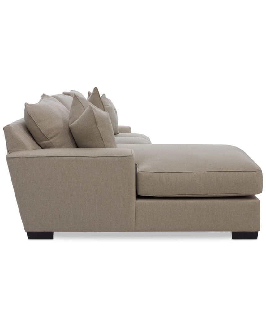 Magnificent Ainsley 2 Piece Sectional With Chaise 4 Toss Pillows Only Pabps2019 Chair Design Images Pabps2019Com