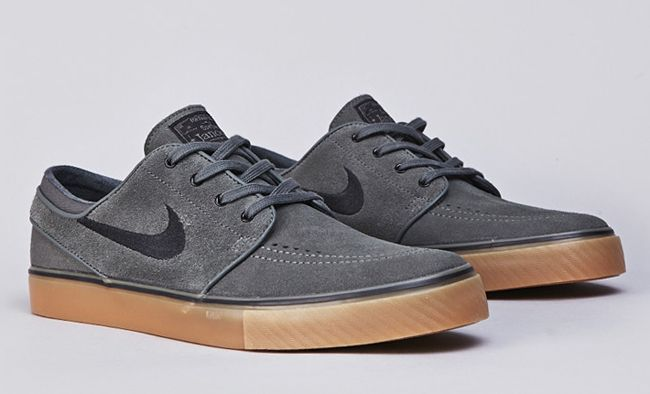 "new style 69591 0dfe6 Nike SB Zoom Stefan Janoski ""Dark Grey Base  Gum"""