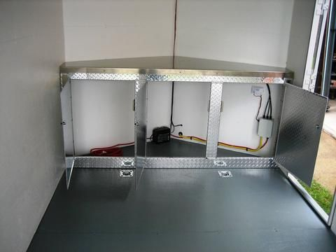 I Am Looking To Set Up My 7x12 V Nose Trailer And Am Looking For