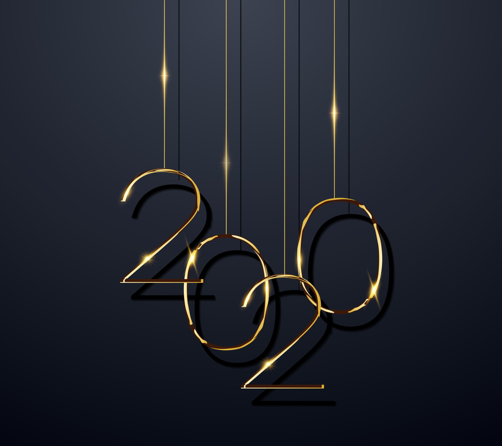 Advance Happy New Year 2020 Images With Images Happy New Year Wallpaper Happy New Year Wishes New Year Wishes