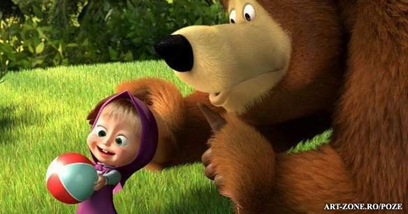 Masha and the bear compleanni e feste digimon cartoni animati