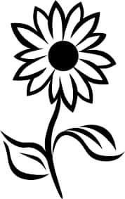 Pin by LaTonya Melton on Cricut | Sunflower drawing ...