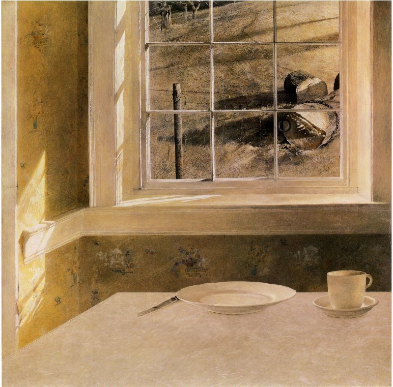 Andrew Wyeth Interiors With Windows Andrew Wyeth Andrew Wyeth
