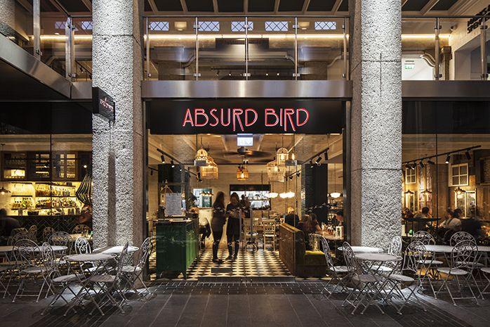 Absurd Bird Exeter Interior Design By Designlsm