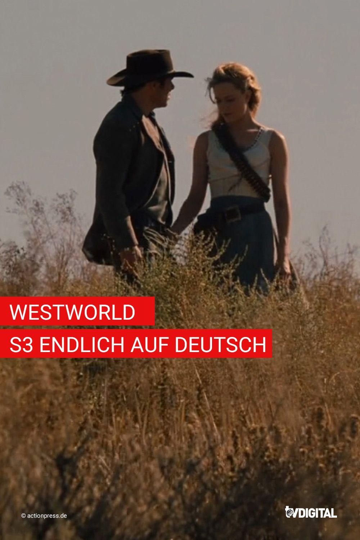 Westworld Staffel 3 Endlich Auf Deutsch Staffel 3 Scifi Deutsch