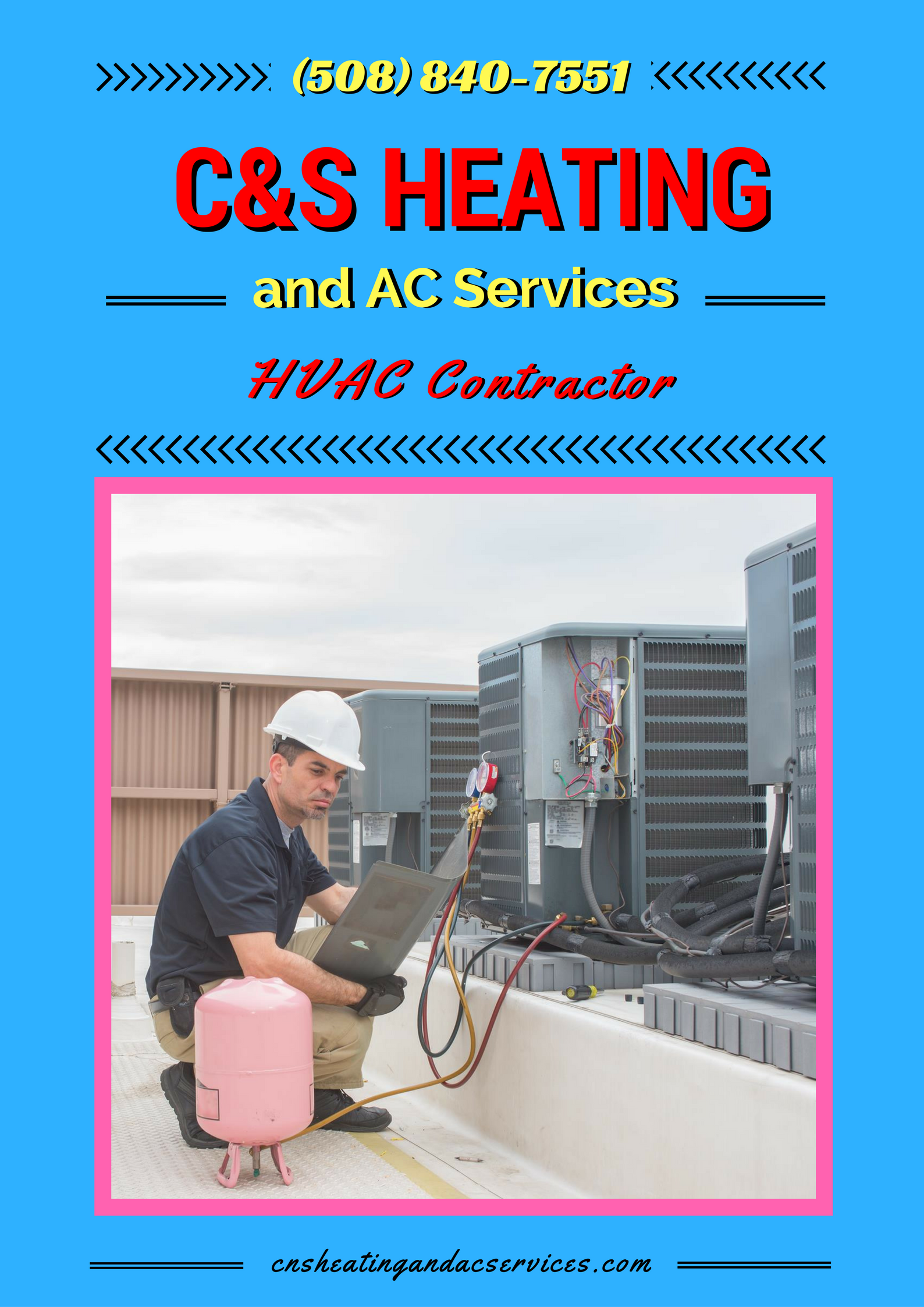 If you have a problem with your heating or air