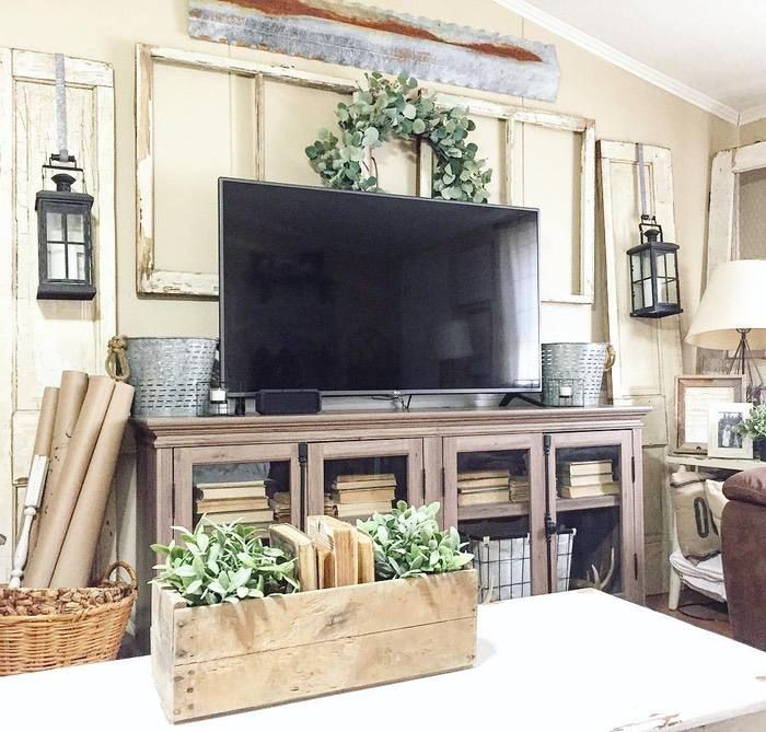 Mobile Homedecorating: Gorgeous 1997 Clayton Double Wide Is Farmhouse Fabulous