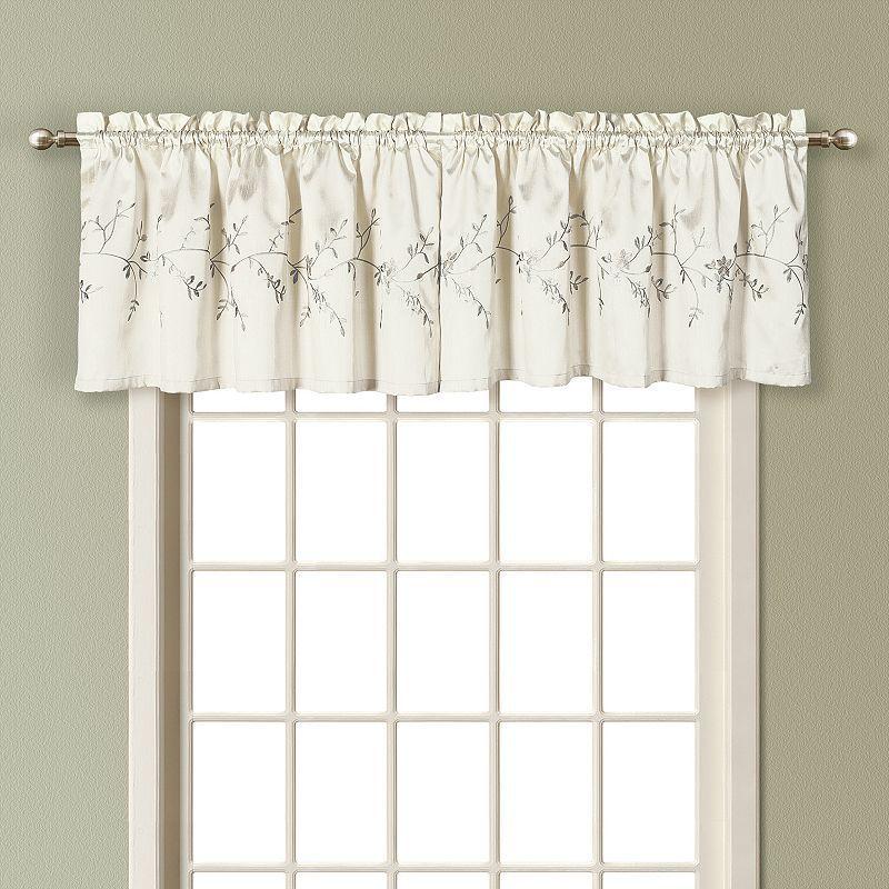 United Curtain Co Addison Window Valance 21 X 54 Curtains