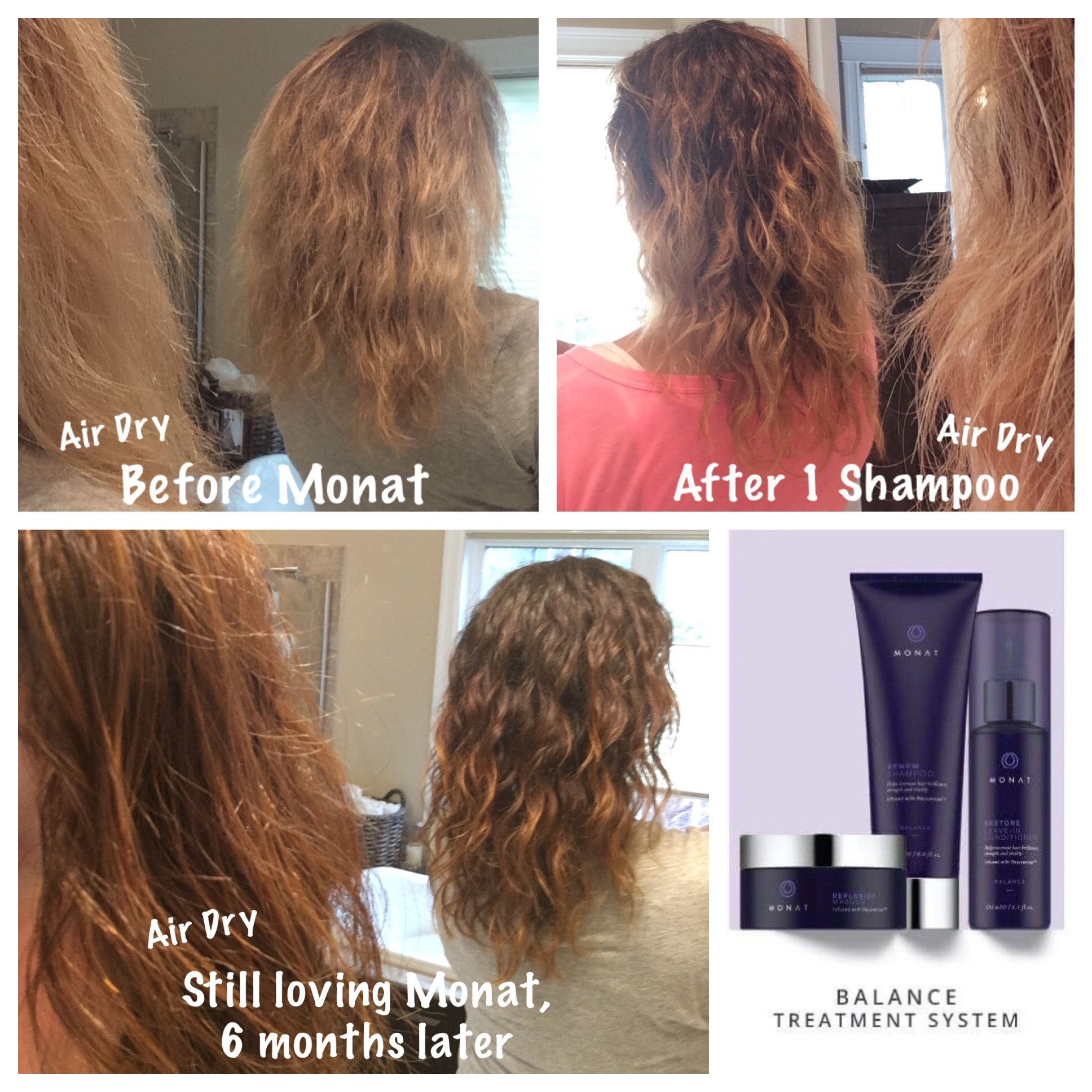 Damaged hair, breakage, dry itchy scalp, hair loss. These are my ...