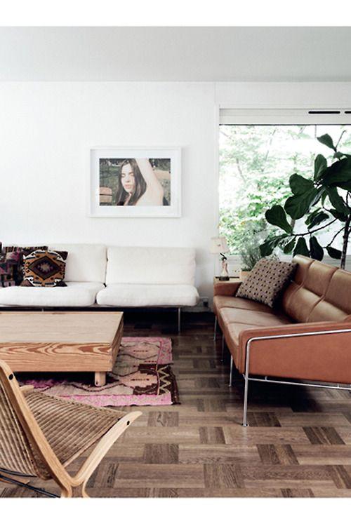 paris2london:  (via INTERIOR JUNKIE» Sereen wonen in Denemarken)