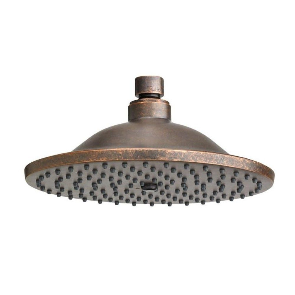 American Standard 1660 61 Single Function Shower Head Oil Rubbed