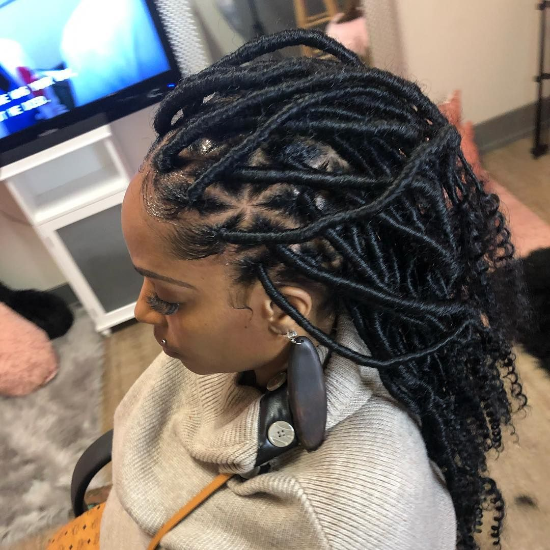 Alexistouch Indianapolis In On Instagram Goddess Locs