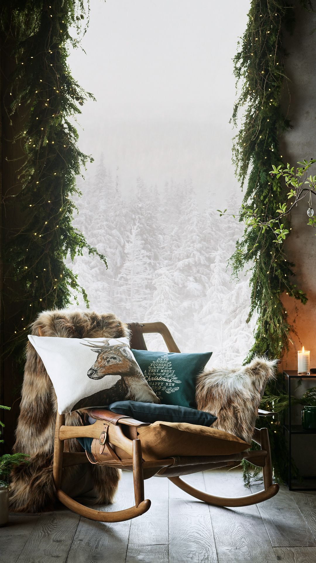H&M HOME | Welcome to H&M Home's holiday edit! Cushion ...