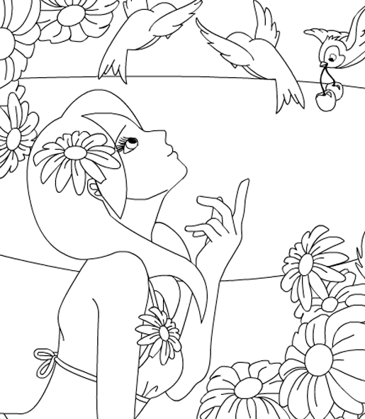 Index Images Games Free Coloring Online Full Color coloring pages