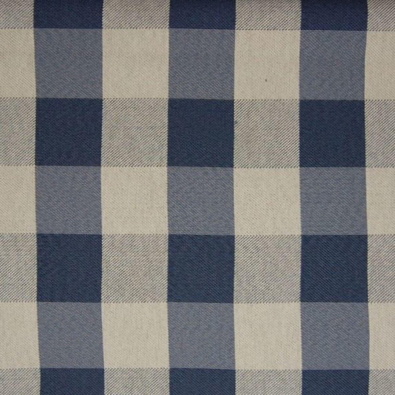 73432 Nautical Greenhouse fabrics, Buffalo plaid fabric