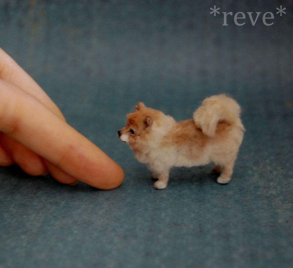Craft Supplies Miniature    Inch Dogs