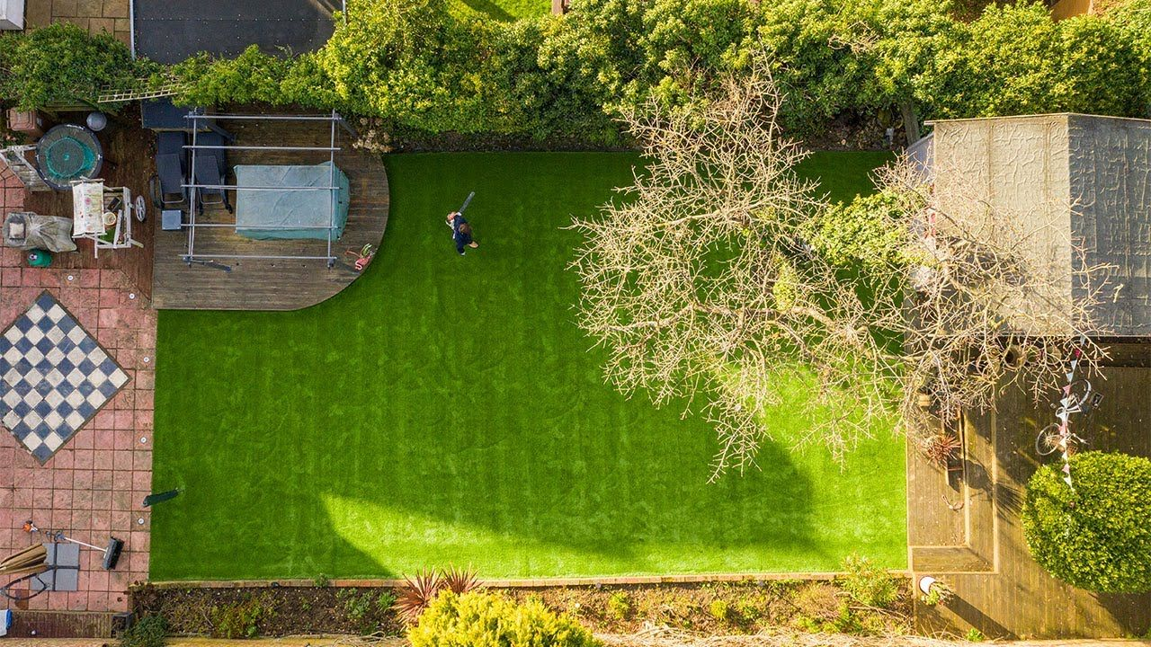 How to install artificial grass by perfect grass ltd in