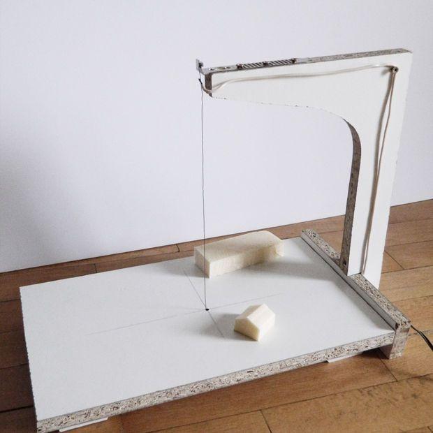 simple styrofoam hot wire cutter werkstatt werkzeuge und hei er draht. Black Bedroom Furniture Sets. Home Design Ideas